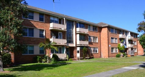 Affordable apartments in Sydney, Australia.